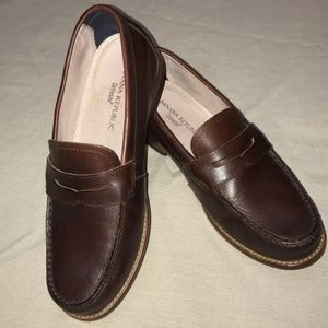 Banana Republic Ortholite Men's Leather Loafers